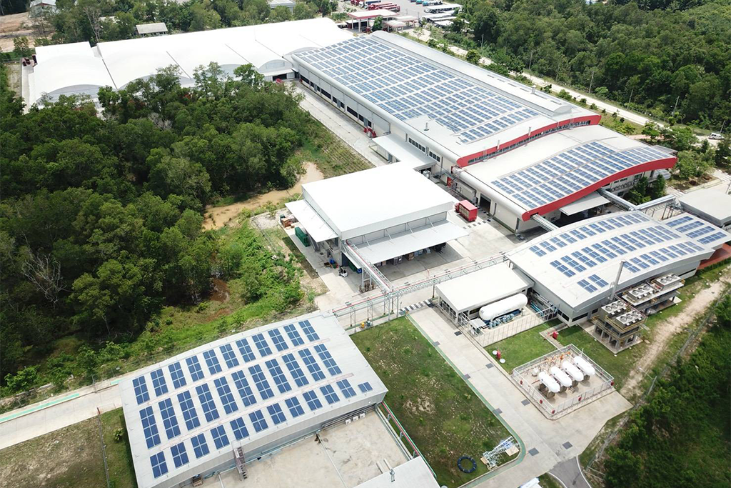 Impact Solar Signed Deal With Haad Thip To Install 608 Kw