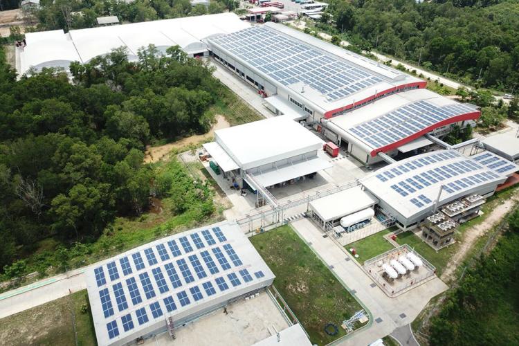 Impact Solar เซ็นสัญญาติดตั้งโซล่าร์รูฟท็อปกับ หาดทิพย์ 608 kW