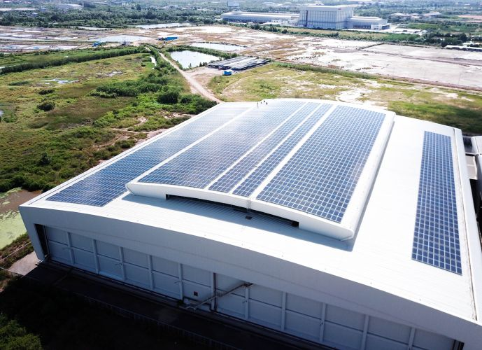 Thai Union Group is now the first Thailand-Based Food Industry embracing a clean-energy generated by Impact Solar Limited