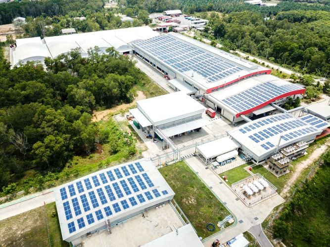 Impact Solar is ready to sell electricity to Haad Thip PCL