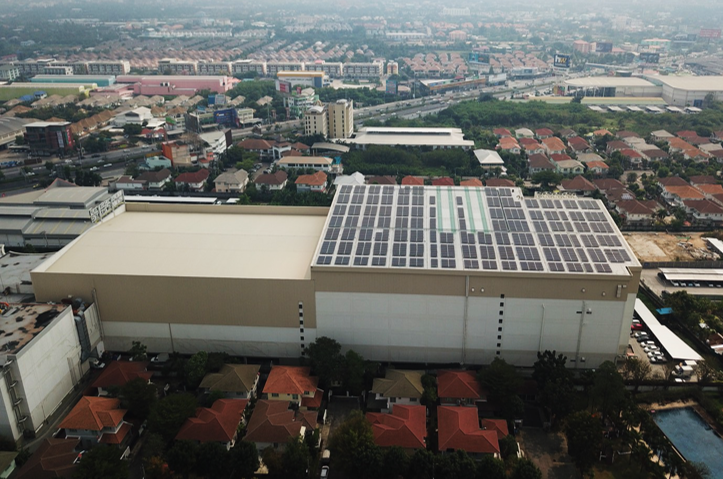 Impact Solar signed contract with SB Design Square to install 408 kW solar rooftop system