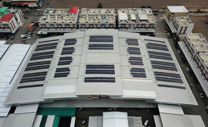 Impact Solar เซ็นสัญญาติดตั้งโซล่าร์รูฟท็อปให้ห้องเย็นในตลาดไทยรวม 600 kW